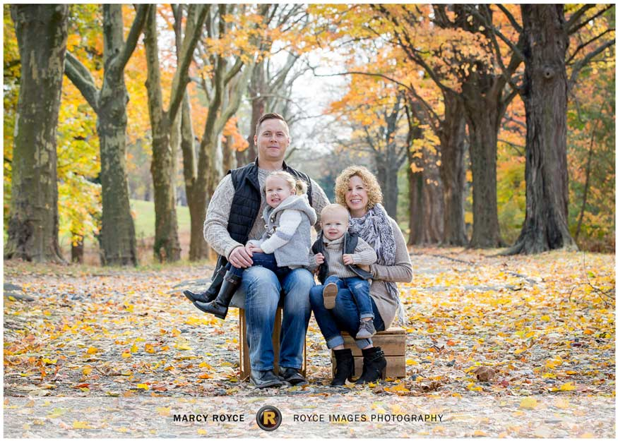 Ray Family Fall Session York Pa Photographer
